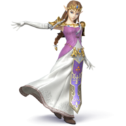 Princess Zelda, the Princess of Hyrule