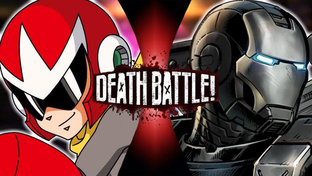 File:Proto Man VS War Machine.png