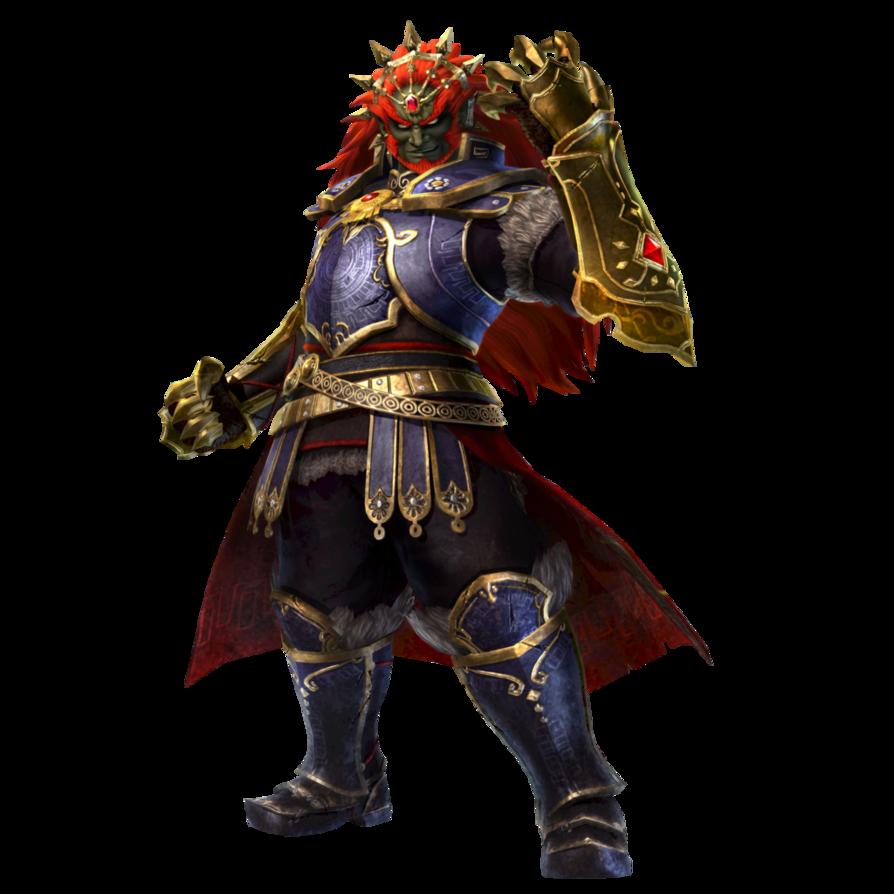 Image - Ganondorf - Hyrule Warriors.png