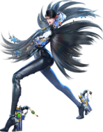 Bayonetta (second game)