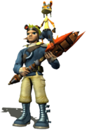 Jak and Daxter TLF