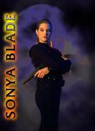 Mortal Kombat - Sonya Blade's movie promo
