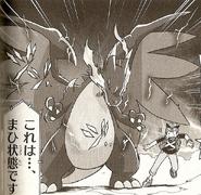 Akira Mega Charizard X LDK