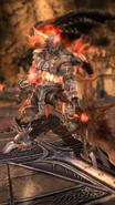 Soul Calibur - Nightmare as seen in Soul Calibur 4