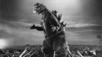 Godzilla as he appears in his 1954 film
