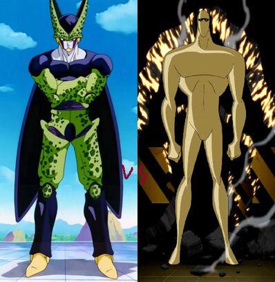 Cell VS Amazo