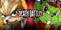 Fox McCloud VS Bucky O'Hare