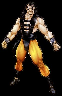 Shang Tsung MK3