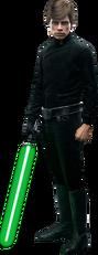Luke skywalker render by aracnify-d92wav8