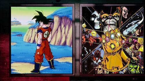 Goku Vs Thanos: Death Battle Fanon Wiki