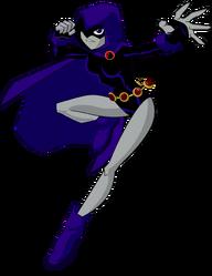 Raven by trebory6-d5hl3ps