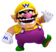 Wario by ratchtmario on deviantart