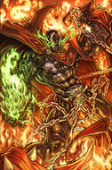 Spawn in the hell by pant-d38i2oy