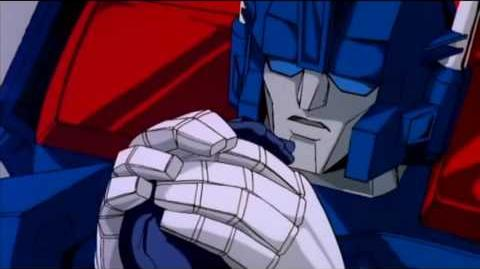 Transformers The Movie (1986) - The Death of Optimus Prime HD