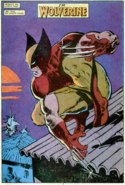 Marvel Comics - Wolverine as he appears in the retro comics