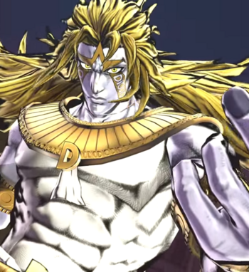 Heaven Ascension DIO