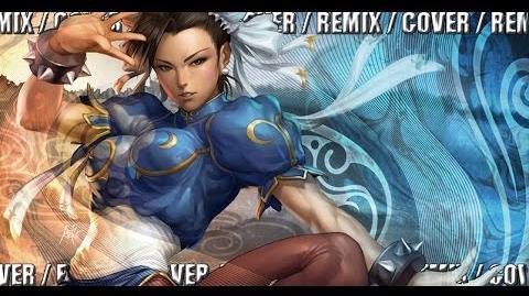 Street Fighter - Chun Li's theme METAL COVER