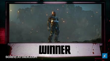 Prophet VS Predator - Winner
