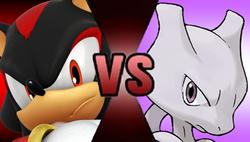 Shadow the Hedgehog vs