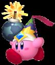 Kirby - Bomb Kirby