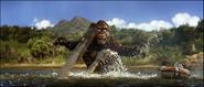 Giant Sea Serpent Kong