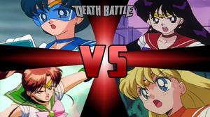 Death Battle - Sailor Senshi Battle Royale
