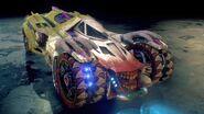 Arkham Knight Jokermobile