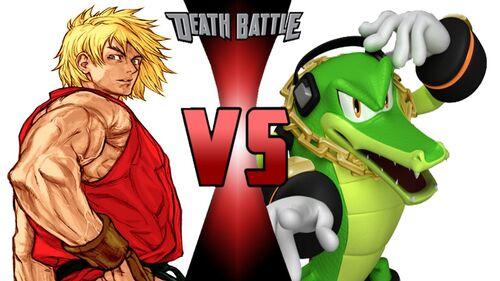 Ken vs Vector