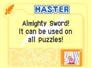 Almighty Sword