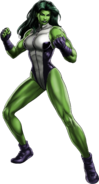 She-Hulk Avengers Alliance