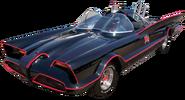 DC Comics - The Batmobile 1960s era