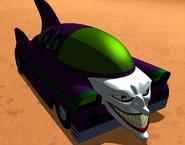 DC Comics - The Jokermobile