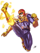 Captain Falcon Kick