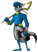 Sly Cooper in Sly 2