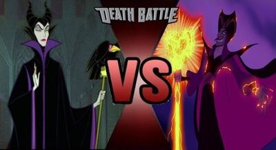 Maleficent vs jafar