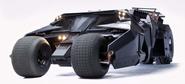 DC Comics - The Batmobile 2000s era