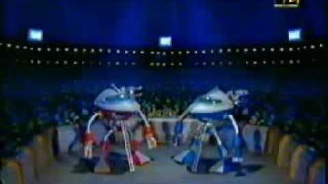 Celebrity Deathmatch - Beastie Boys vs. Backstreet Boys (S2E2C)
