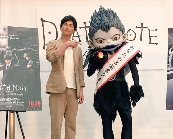 File:LNW promo event Sota Aoyama and Ryu-kun 02.jpg