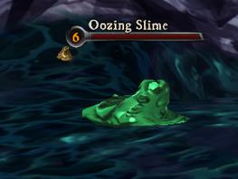 Oozing Slime