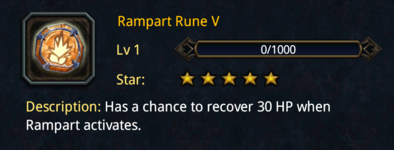 RampartRune