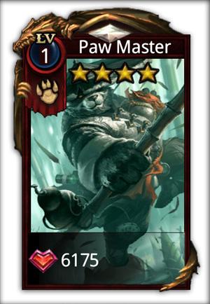 Paw Master