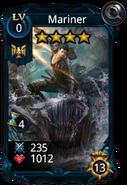 Mariner creature card