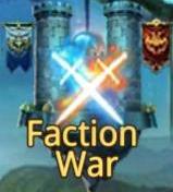 Faction War logo