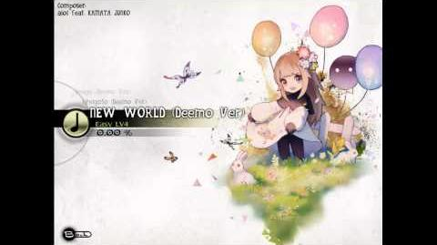 Deemo 2.0 - aioi feat. KAMATA JUNKO - New World (Deemo Ver
