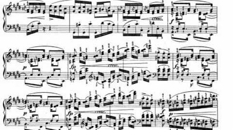 F. Chopin Etude op. 10 no