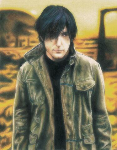 File:Trent Reznor Nine Inch Nails by ZakuroPanic.jpg