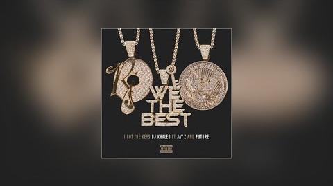 DJ Khaled - I Got The Keys (Instrumental) feat