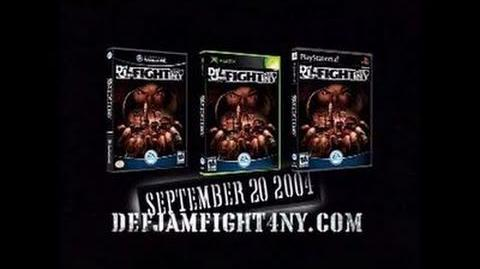 Def Jam Fight for NY PlayStation 2 Gameplay - Warren G
