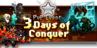 3 Days of Conquer