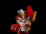 Atalanta Huntress Sprite
